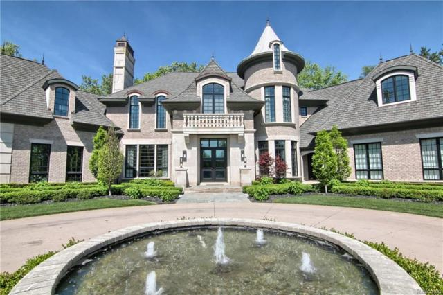 5215 Clarendon Crest Street, Bloomfield Twp, MI 48302 (#219023169) :: The Alex Nugent Team | Real Estate One