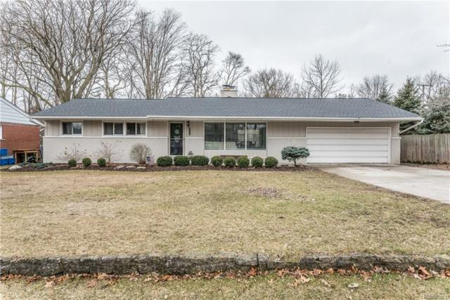 41171 Micol Drive, Plymouth Twp, MI 48170 (#219023204) :: GK Real Estate Team