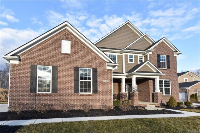 23463 Millwood East Crt Court, South Lyon, MI 48178 (#219023210) :: Duneske Real Estate Advisors