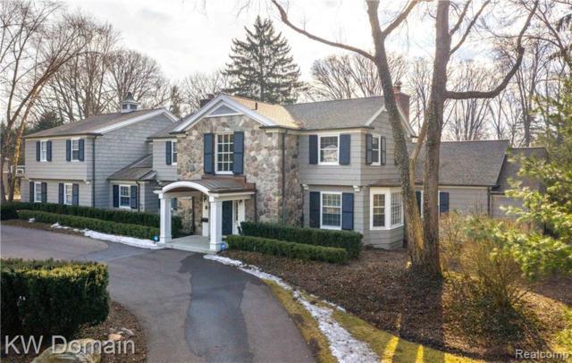 1530 N Cranbrook Road, Bloomfield Hills, MI 48301 (#219023217) :: GK Real Estate Team