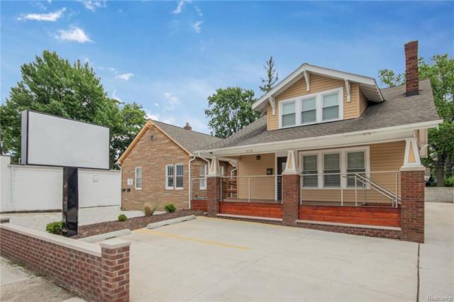 928 E 11 Mile Road, Royal Oak, MI 48067 (#219023235) :: The Alex Nugent Team | Real Estate One