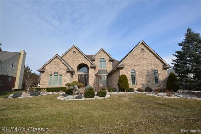 47064 Northumberland Street, Novi, MI 48374 (#219023236) :: Duneske Real Estate Advisors