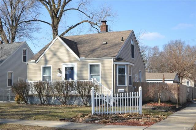 1500 Hoffman Avenue, Royal Oak, MI 48067 (#219023272) :: The Alex Nugent Team | Real Estate One
