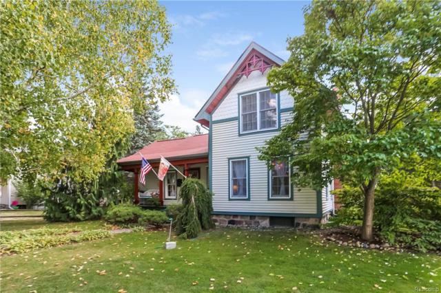 335 W Lake Street, South Lyon, MI 48178 (#219023283) :: Duneske Real Estate Advisors