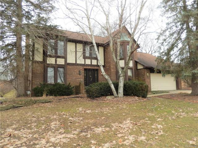 30760 Country Ridge Cir, Farmington Hills, MI 48331 (#219023289) :: RE/MAX Classic