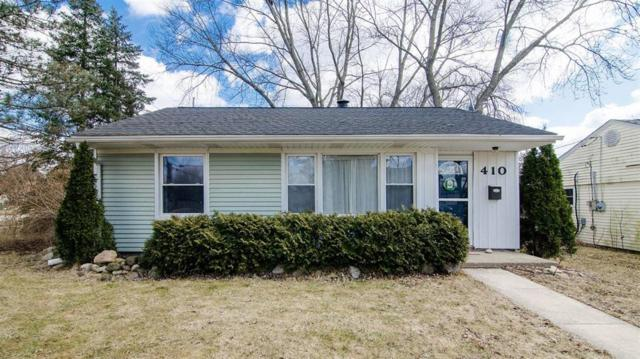 410 N Harris Street, Saline, MI 48176 (MLS #543263722) :: The Toth Team