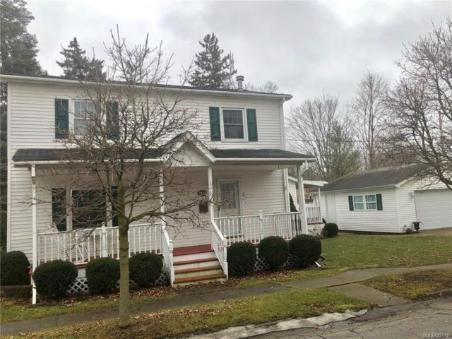 809 Michigan Street, Lapeer, MI 48446 (#219023315) :: The Buckley Jolley Real Estate Team