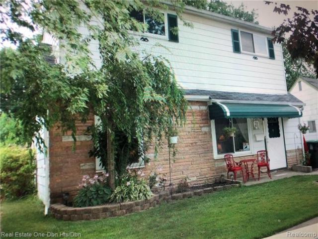 11436 Syracuse Street, Taylor, MI 48180 (#219023354) :: RE/MAX Classic