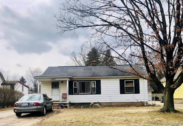 11677 Russell Avenue, Plymouth Twp, MI 48170 (#219023367) :: RE/MAX Classic