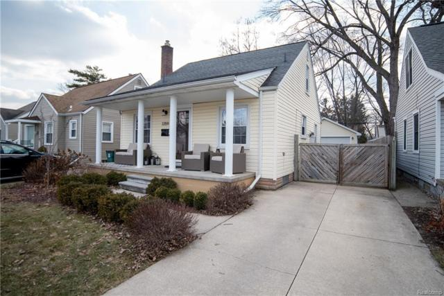 3359 Prairie Avenue, Royal Oak, MI 48073 (#219023371) :: The Alex Nugent Team | Real Estate One