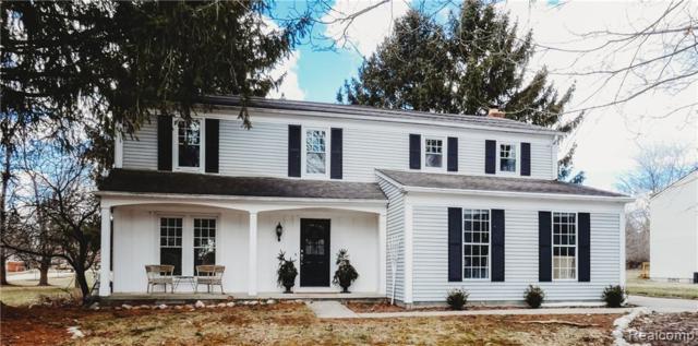 1311 W Fairview Lane, Rochester Hills, MI 48306 (#219023415) :: The Alex Nugent Team   Real Estate One