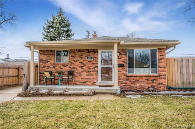 4241 Cooper Avenue Avenue, Royal Oak, MI 48073 (#219023496) :: The Alex Nugent Team | Real Estate One