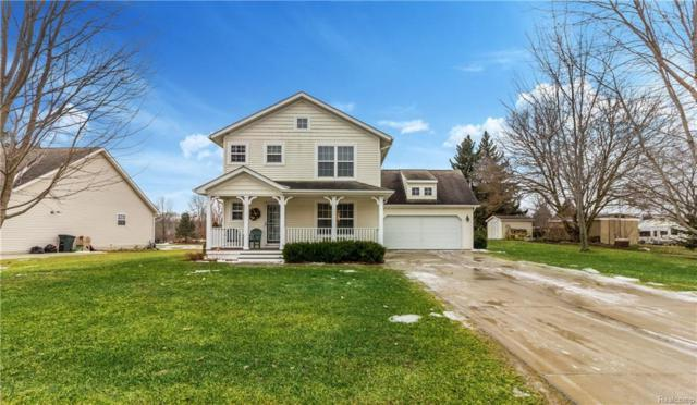 9275 Timberland Drive, Argentine Twp, MI 48451 (#219023513) :: The Buckley Jolley Real Estate Team