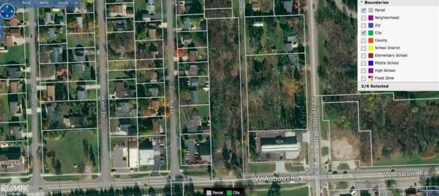 1060 W Auburn, Rochester Hills, MI 48309 (#58031373779) :: RE/MAX Nexus