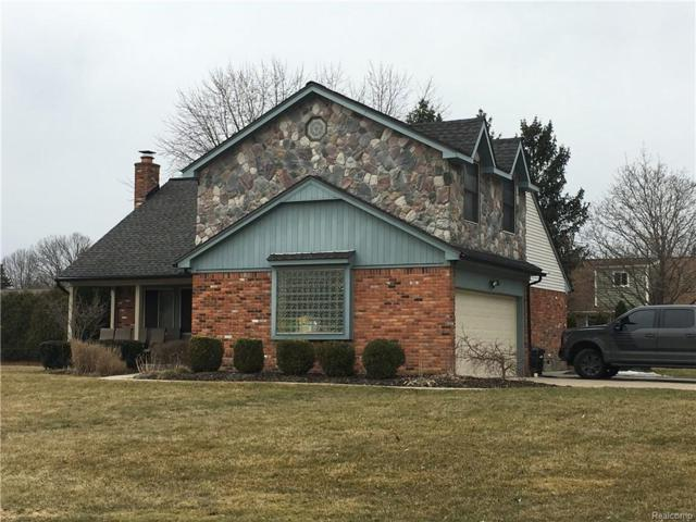 24811 De Phillipe Drive, Farmington Hills, MI 48336 (#219023595) :: RE/MAX Classic