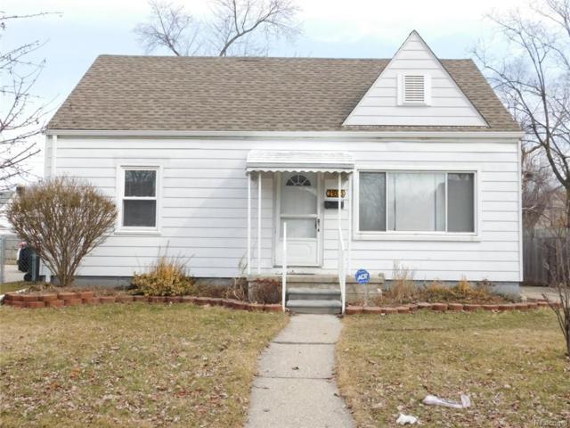 21805 Alger Street, Saint Clair Shores, MI 48080 (#219023627) :: The Alex Nugent Team   Real Estate One