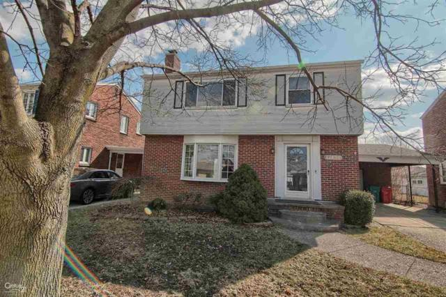 17434 Sprenger Ave, Eastpointe, MI 48021 (#58031373804) :: The Alex Nugent Team   Real Estate One