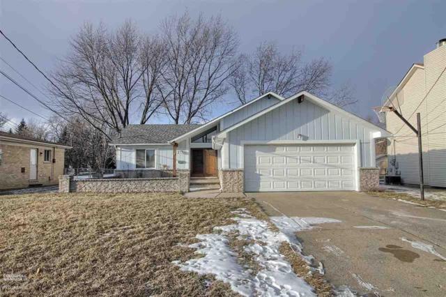 16373 Dort, Roseville, MI 48066 (#58031373812) :: The Alex Nugent Team   Real Estate One