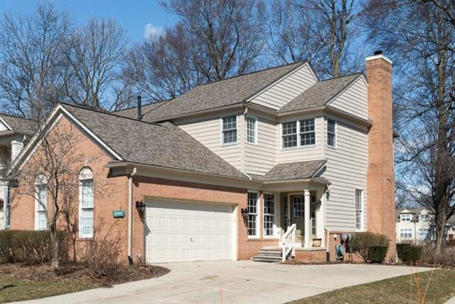 39592 Dun Rovin Drive #67, Northville Twp, MI 48168 (#543263718) :: GK Real Estate Team