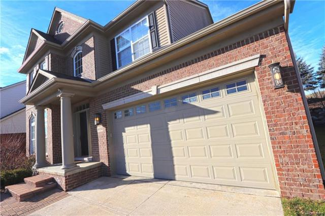 16334 Mulberry Way, Northville Twp, MI 48168 (#219023700) :: GK Real Estate Team