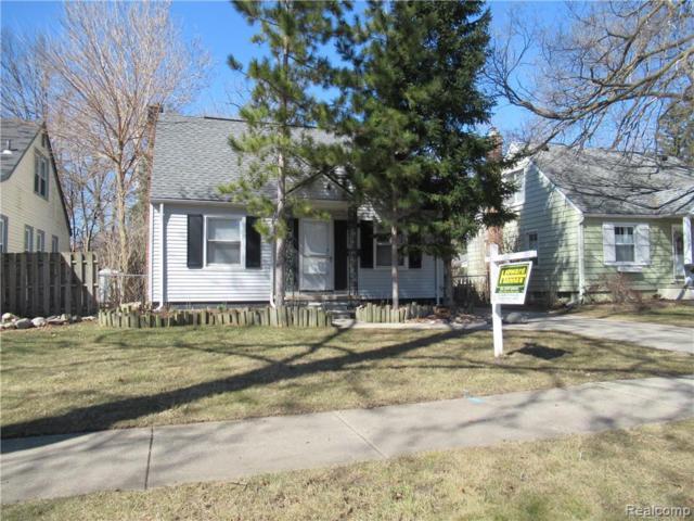 2650 Geneva Street, Dearborn, MI 48124 (#219023808) :: Duneske Real Estate Advisors