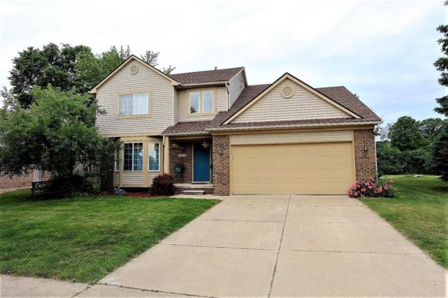 1357 N Hidden Creek Drive, Pittsfield Twp, MI 48176 (#543263476) :: The Buckley Jolley Real Estate Team