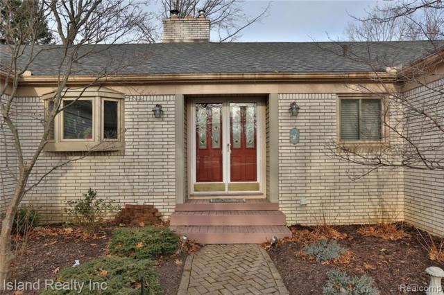 23326 Lowrie Dr, Grosse Ile Twp, MI 48138 (#219023830) :: RE/MAX Classic