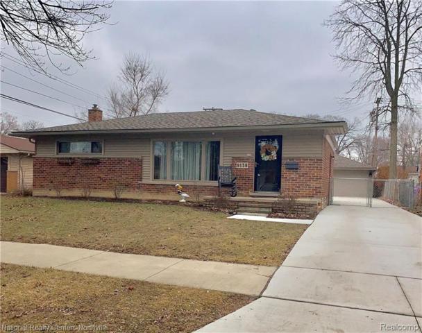 9138 Frederick Street, Livonia, MI 48150 (#219023835) :: RE/MAX Classic