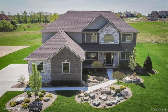 Eggert State Drive, Oxford Twp, MI 48371 (#219023836) :: The Buckley Jolley Real Estate Team