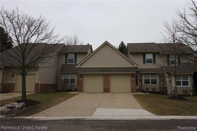 41757 Independence Drive, Novi, MI 48377 (#219023857) :: GK Real Estate Team
