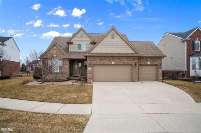 21839 Goldenwillow Dr, Macomb Twp, MI 48044 (#58031373889) :: RE/MAX Nexus