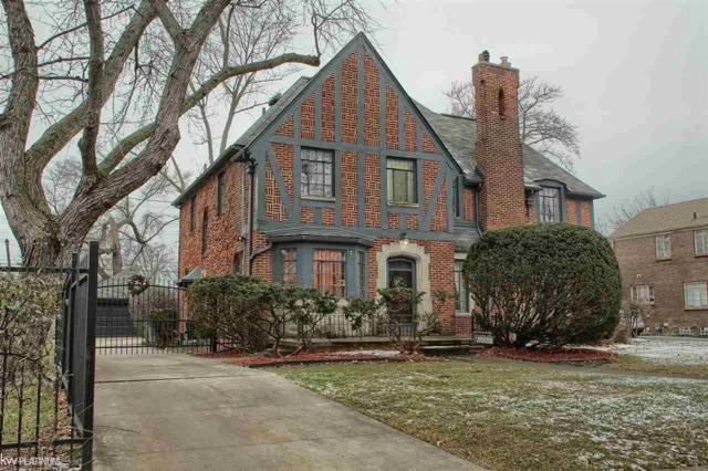 19735 Warrington Dr, Detroit, MI 48221 (#58031373899) :: GK Real Estate Team