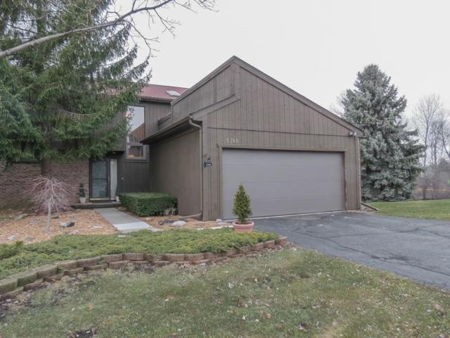 5740 Staghorn Drive, Pittsfield, MI 48197 (#543263757) :: The Buckley Jolley Real Estate Team