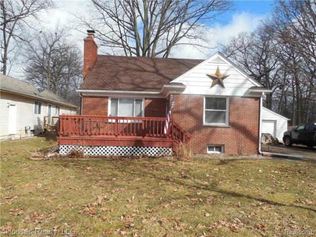 3620 Fort Drive, Waterford Twp, MI 48328 (#219024047) :: RE/MAX Classic