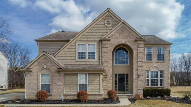 6249 Cherrywood Drive, Ypsilanti Twp, MI 48197 (#543263597) :: The Buckley Jolley Real Estate Team