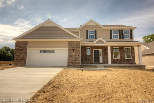 TBD Mccully Lane (Home-Site 45), Fenton, MI 48430 (#219024098) :: The Buckley Jolley Real Estate Team