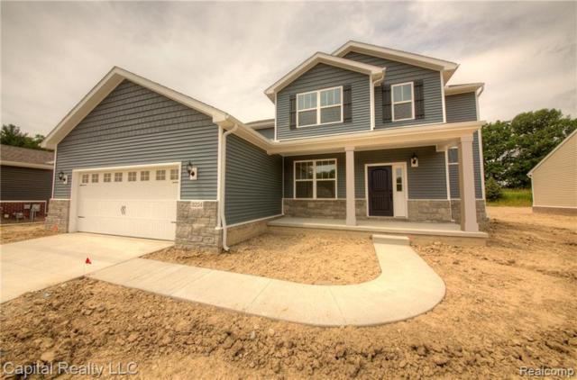 TBD Mccully Lane (Home-Site 46), Fenton Twp, MI 48430 (#219024120) :: The Buckley Jolley Real Estate Team