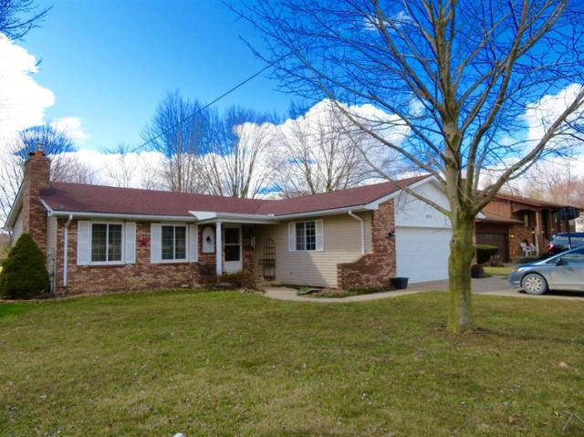 416 E Bellers Court, Ypsilanti Twp, MI 48198 (#543263812) :: The Buckley Jolley Real Estate Team