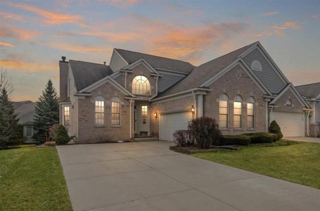 16600 Cottonwood Court, Northville Twp, MI 48168 (#543263499) :: GK Real Estate Team