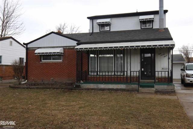 893 Bernie Ln, Madison Heights, MI 48071 (#58031373996) :: GK Real Estate Team