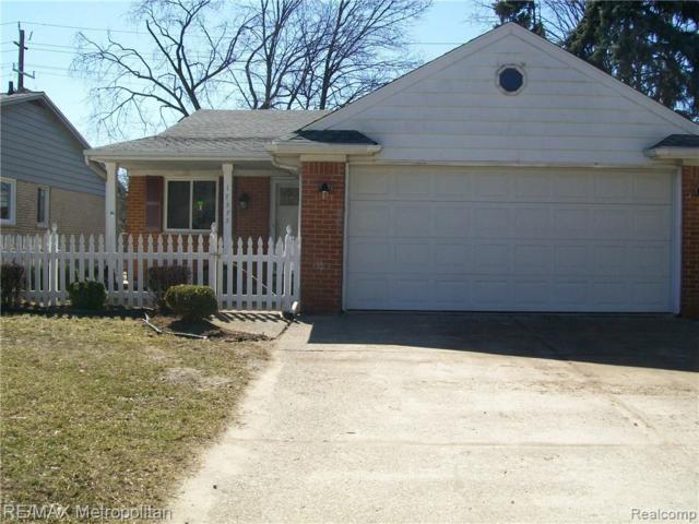 17575 Sunnybrook Avenue, Lathrup Vlg, MI 48076 (#219024332) :: GK Real Estate Team