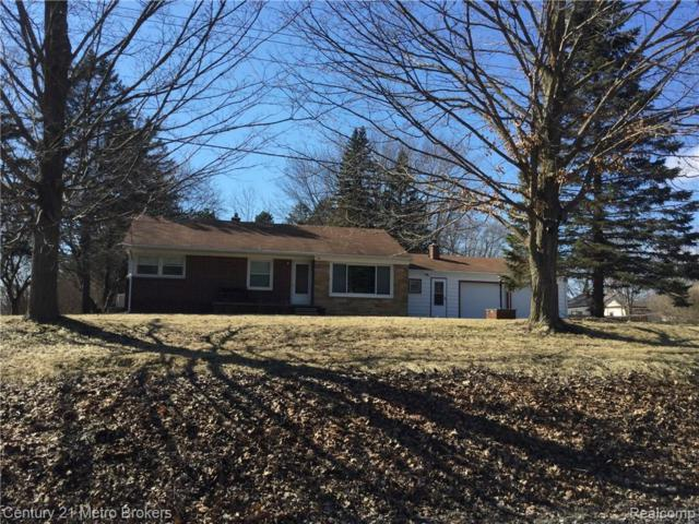 9030 Mcwain Road, Grand Blanc Twp, MI 48439 (#219024353) :: The Buckley Jolley Real Estate Team
