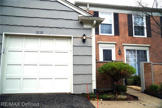 1518 Hidden Valley Lane, Rochester Hills, MI 48306 (#219024354) :: GK Real Estate Team