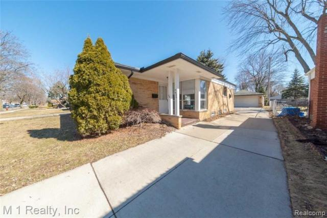 4620 Briarwood Avenue, Royal Oak, MI 48073 (#219024388) :: GK Real Estate Team