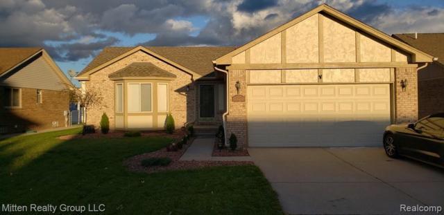 46070 Duke Drive, Chesterfield Twp, MI 48051 (#219024392) :: GK Real Estate Team