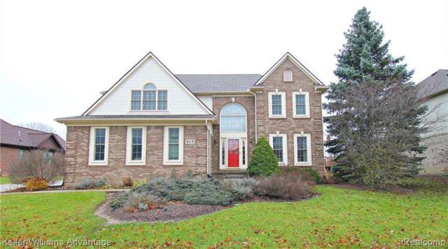 9115 Countrywood Drive, Plymouth Twp, MI 48170 (#219024485) :: Duneske Real Estate Advisors