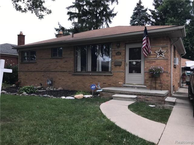 2474 Ferris Avenue, Lincoln Park, MI 48146 (#219024494) :: Duneske Real Estate Advisors