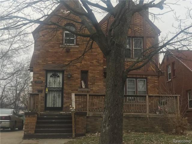 17145 Kentucky Street, Detroit, MI 48221 (MLS #219024569) :: The Toth Team