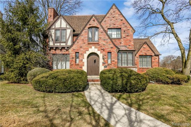 4202 Arlington Drive, Royal Oak, MI 48073 (#219024619) :: Alan Brown Group