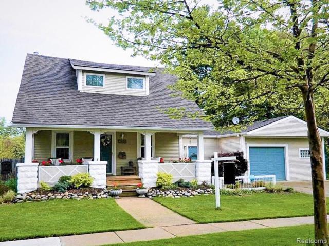 450 W Liberty Street, South Lyon, MI 48178 (#219024674) :: Duneske Real Estate Advisors
